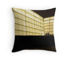 The Terrace of Infinity Throw Pillow