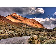 Yellowstone Hillside II Photographic Print