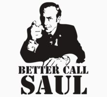 New Better Call Saul by RiverStone03