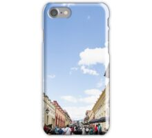 San Cristobal, Chiapas, Mexico iPhone Case/Skin