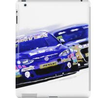 MG v Audi BTCC iPad Case/Skin