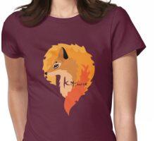 Fox Spirit Womens Fitted T-Shirt