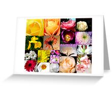 All About Flowers- My Favourite Things Greeting Card
