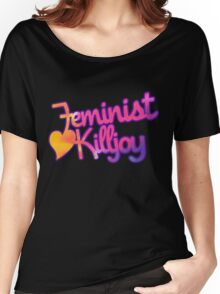 Feminist KILLJOY Women's Relaxed Fit T-Shirt