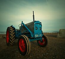 Tractor by PaulBradley