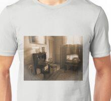 The vintage bedroom Unisex T-Shirt