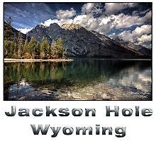 Jackson Hole, Wyoming Photographic Print