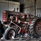 Farm Equipment by Colin  Ewington