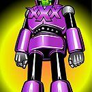 XXX Make believe toys: Bomber Bot by krayola