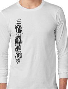White Faith Long Sleeve T-Shirt