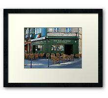 The Blarney Stone Pub Framed Print