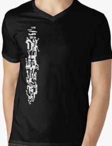 Dark Faith Mens V-Neck T-Shirt