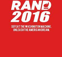 Rand Paul 2016 Unisex T-Shirt