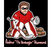 "Andrew ""The Hamburglar"" Hammond Photographic Print"