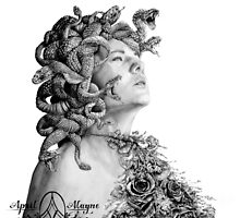 Medusa by AprilAlayne