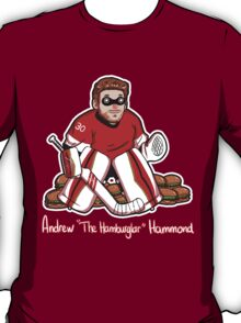 "Andrew ""The Hamburglar"" Hammond T-Shirt"