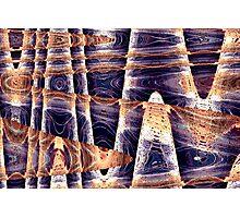 Dimensions Photographic Print