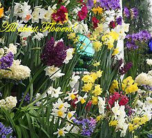 All about Flowers! by Linda Jackson