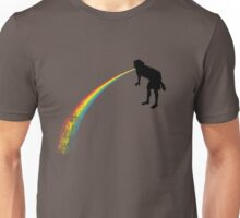 Rainbow Undigested Unisex T-Shirt