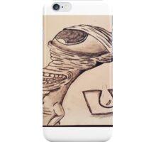 Thanks To The Vape God iPhone Case/Skin