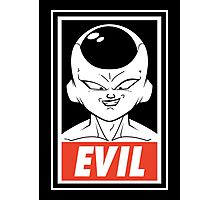 Evil perfect Photographic Print