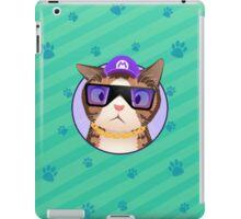 Monty Gotchy - Street iPad Case/Skin