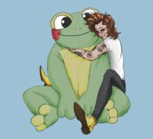 Harry's frog plushie Kids Clothes