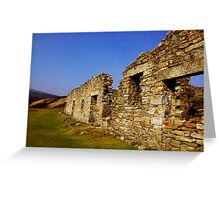 Old Gang Smelt Mill #2 Greeting Card