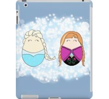 Frozen Tiggles iPad Case/Skin