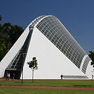 Adelaide Bicentennial Conservatory by Jenny Brice
