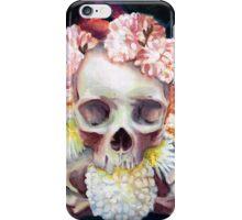 Flowers for Skulls iPhone Case/Skin