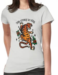 Thx Stxry Sx Fxr Womens Fitted T-Shirt