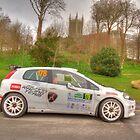 Circuit of Ireland Rally 2015 by Jon Lees