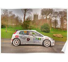 Circuit of Ireland Rally 2015 Poster