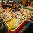 Denpassar Market - Bali, Indonesia by Stephen Permezel