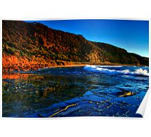 """Reflections at Cathedral Rock"" Poster"