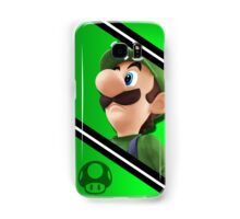 Luigi-Smash 4 Phone Case Samsung Galaxy Case/Skin