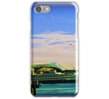 Seattle Waterfront iPhone Case/Skin