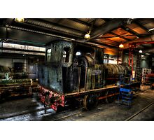 Shildon NRM Workshop #2 Photographic Print