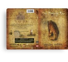 Monkeys Paw Canvas Print