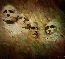 The Mount Rushmore National Memorial by Carlos Carrasco