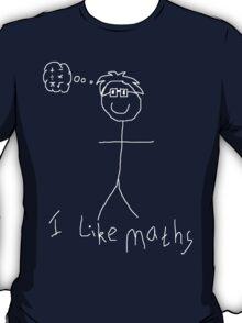 I like maths T-Shirt