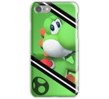 Yoshi-Smash 4 Phone Case iPhone Case/Skin
