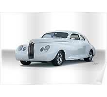 1949 Packard Clipper Custom Coupe Poster