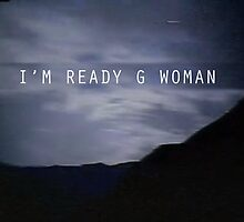"The X-Files Reboot ""G Woman"" by Klipschpringer"