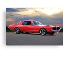 1967 Mercury Cougar Canvas Print