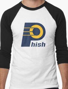 Phacers Men's Baseball ¾ T-Shirt