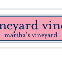 Vineyard Vines Sticker