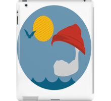 Steve Zissou - Life Aquatic iPad Case/Skin