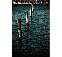 Moorings Photographic Print